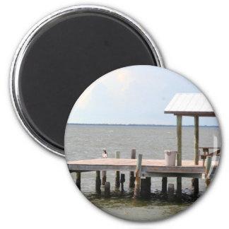 Sea Pier magnet