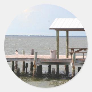 Sea Pier sticker