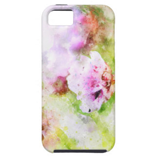 Sea Pink Flower iPhone 5 Case