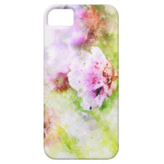 Sea Pink Flower iPhone 5 Cover