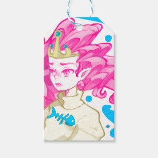 Sea princess gift tags