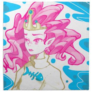 Sea princess napkin