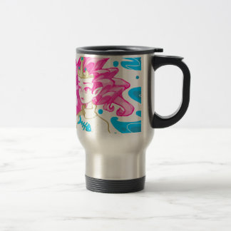 Sea princess travel mug
