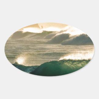 Sea Roll Tide Sticker