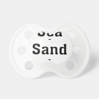 Sea - Sand - Swimming Pacifier