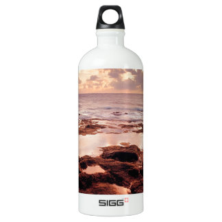 Sea Serene Shore Water Bottle