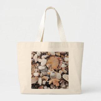 Sea shell beach bag