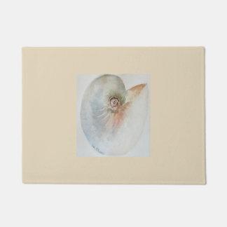 Sea Shell Doormat