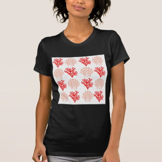 Sea Shells and Coral T-Shirt