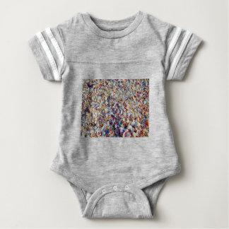 Sea Shells Baby Bodysuit