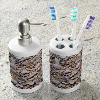 Sea Shells Bathroom Set