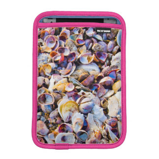 Sea Shells By The Sea Shore iPad Mini Sleeves