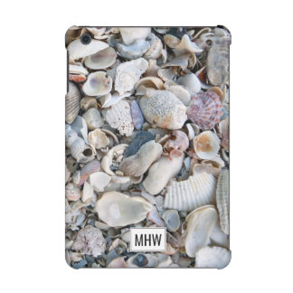 Sea Shells custom monogram device cases iPad Mini Cases