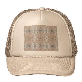 Sea Shells Love, Romantic Exotic Tropical Bridal Trucker Hat