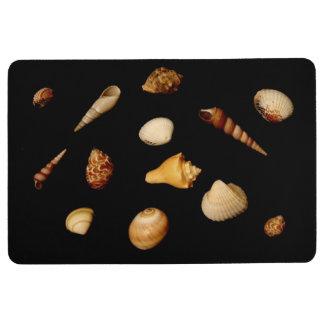 Sea shells mat