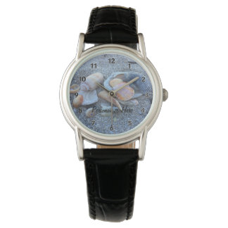 Sea Shells Paradise Beach Watch