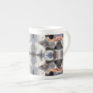 Sea Shells Pattern Tea Cup