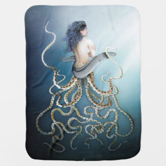 Sea Sisters - Callisto Baby Blanket