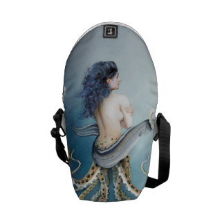 Sea Sisters - Callisto Courier Bags