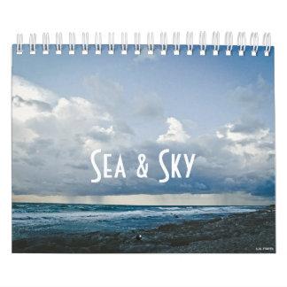 Sea & Sky Calendar