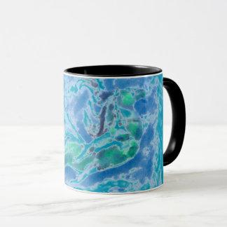 Sea Stallion - Lt Blue Mug