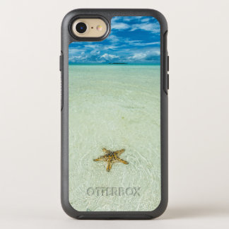 Sea star in shallow water, Palau OtterBox Symmetry iPhone 7 Case