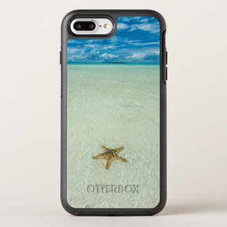 Sea star in shallow water, Palau OtterBox Symmetry iPhone 8 Plus/7 Plus Case