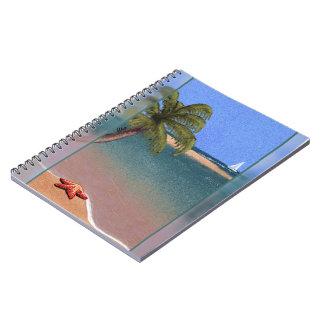 Sea Star Tropics (Journal) Notebook