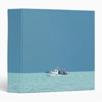 Sea taxi binder
