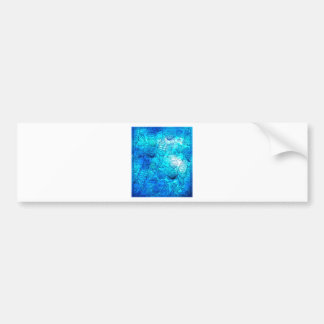 SEA THINGS 3 BUMPER STICKER