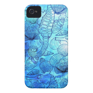 SEA THINGS 3 iPhone 4 COVER