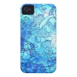 SEA THINGS 4 Case-Mate iPhone 4 CASES