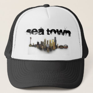 Sea-Town Hat
