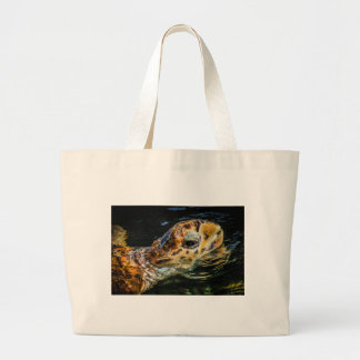 Sea Turtle 05 Digital Art - Bag