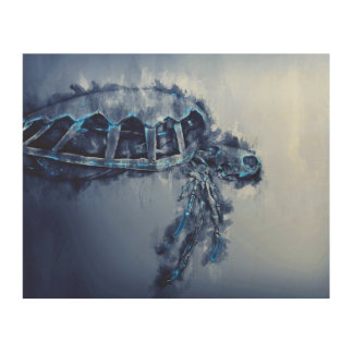 Sea Turtle Art - prints-Posters-Framed-Turtle-Art Wood Canvases