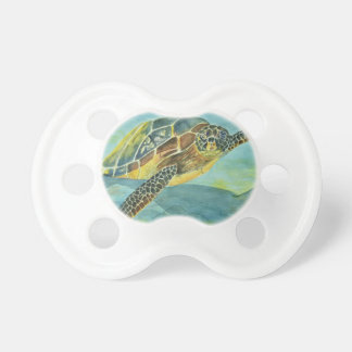 Sea Turtle Baby Pacifier