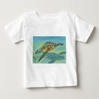 Sea Turtle Baby T-Shirt