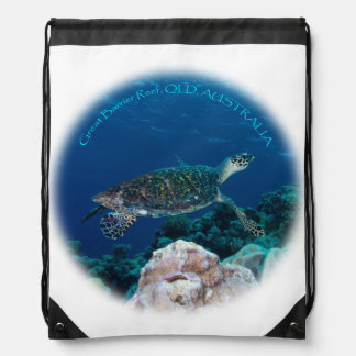 Sea Turtle Backpack