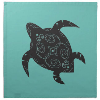 Sea Turtle Belly Napkin