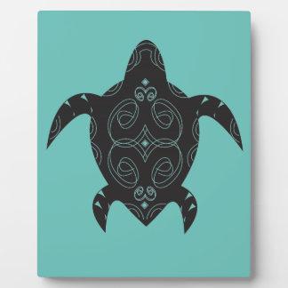 Sea Turtle Belly Plaque