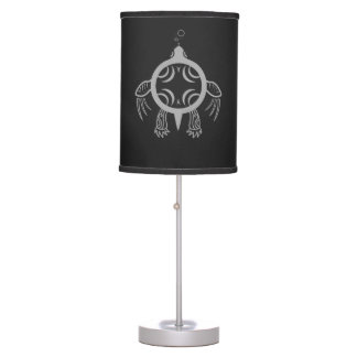 Sea Turtle Bubbles Table Lamp