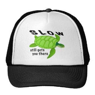 sea turtle cap trucker hat