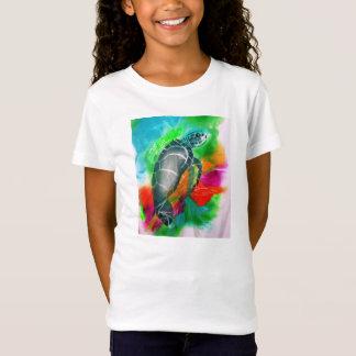 sea turtle childrens tshirt,maui, hawaii, tropical T-Shirt