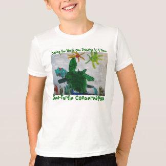 Sea-Turtle Conservation T-Shirt