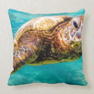 Sea Turtle Cushion