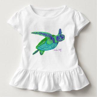 Sea Turtle Girl's Tee Shirt