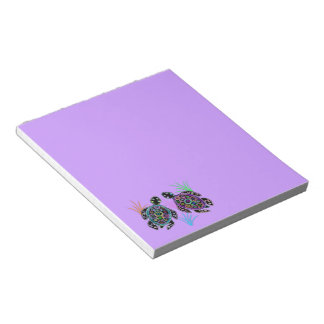 Sea Turtle Glow Notepad