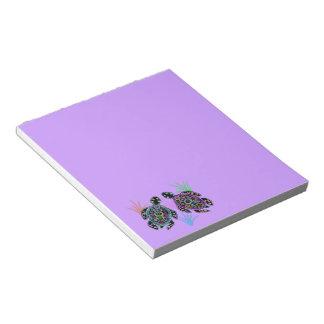 Sea Turtle Glow Notepads