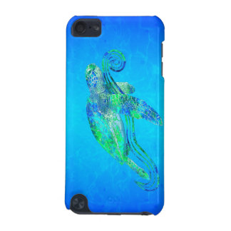 Sea Turtle Graphic iPod Touch (5th Generation) Covers