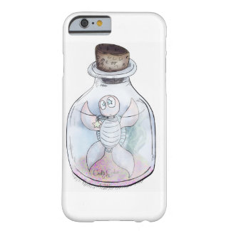 Sea Turtle in a bottle phone case